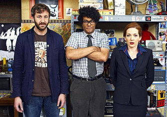 TV Review: The IT Crowd