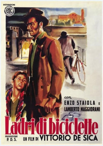Favourite Film Friday: Bicycle Thieves (1948)