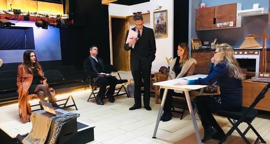 Script Accelerator at Park Theatre