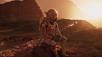 Film Review: The Martian (2015)