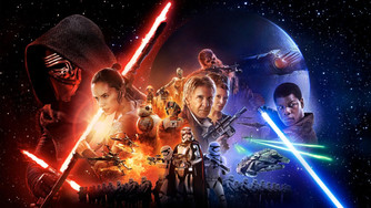 Film Review: Star Wars: The Force Awakens (2015)