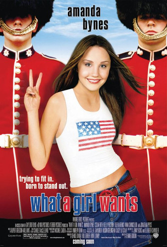 Favourite Film Friday: What a Girl Wants (2003)
