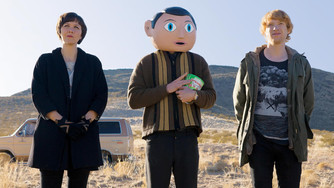 Film Review: Frank (2014)