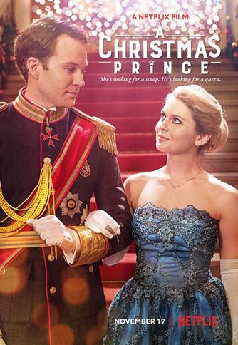 Film Review: A Christmas Prince (2017)