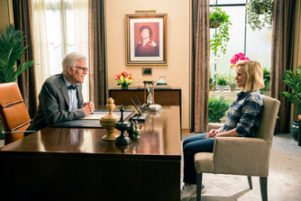 TV Review: The Good Place (Season 1)