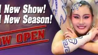 Brand New Show! Brand New Season!
