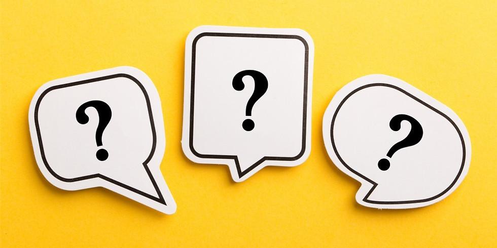 Tech Talk Tuesday: Open Q&A for Voice Actors- FREE