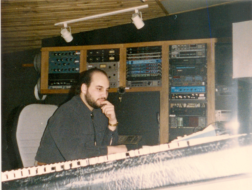 Album Mix-  Quad Studios, 1991
