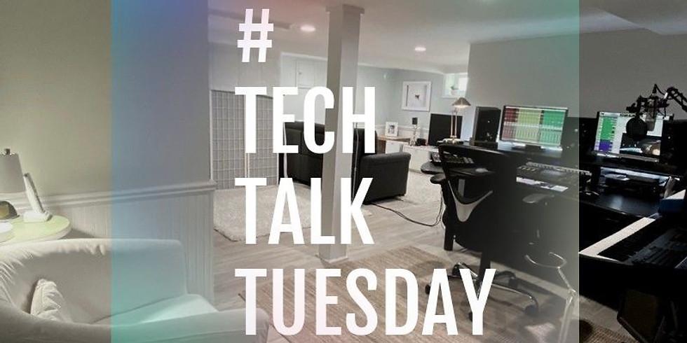 Tech Talk Tuesday- Voice Actors Edition