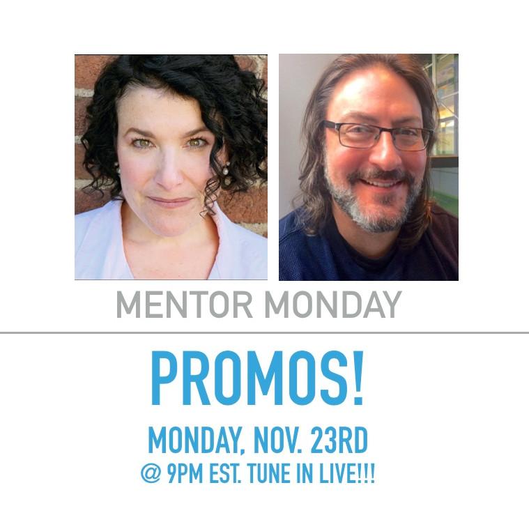 FREE!! Mentor Monday: PROMO EDITION!