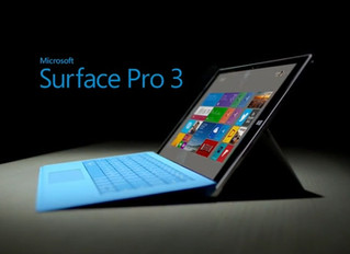 New Work-  Microsoft Surface