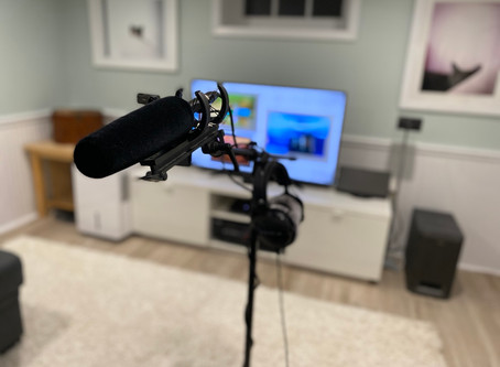Pandemic Production- Voiceover Casting