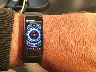 Samsung Gearfit 2 - My current obesssion!