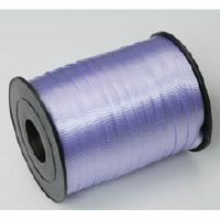 CRIMPED CURLING RIBBON -  LILAC