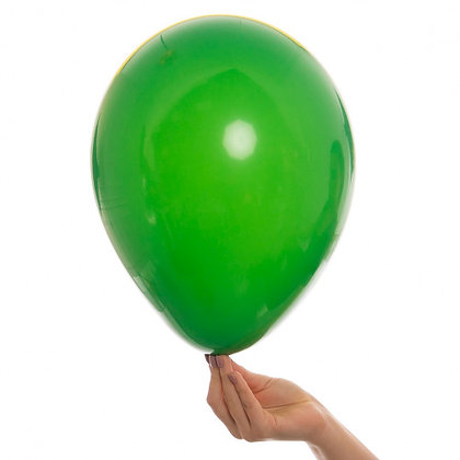 Spring Green 11 inch Latex Party Balloons
