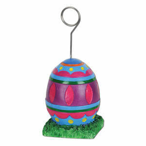 EASTER EGG BALLOON WEIGHT