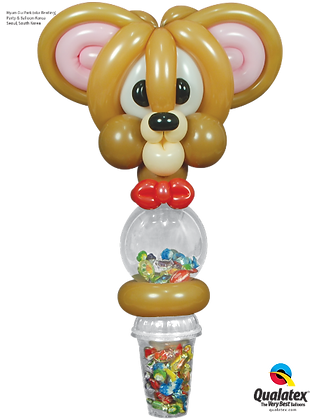 BEAR CANDY CUP