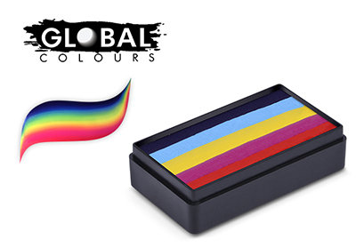LEANNE'S RAINBOW - GLOBAL COLOURS FUNSTROKES