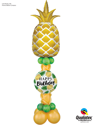 Pineapple Party Column