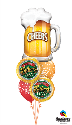 FATHER'S DAY BEER CHEERS BOUQUET