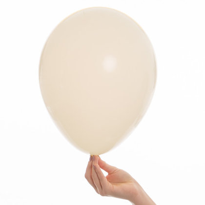 Pearl Ivory 11 inch Latex Party Balloons