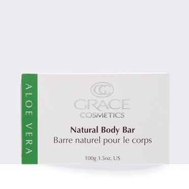 Aloe Body Bar 100g