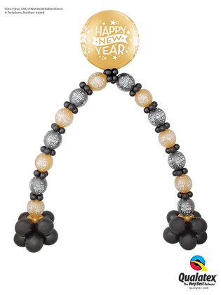 NEW YEARS ARCH