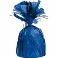 BALLOON WEIGHT FOIL - DARK BLUE