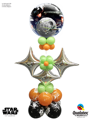 Star Wars Starpoint Microfoil Bouquet