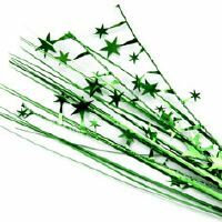 SPANGLE STAR SPRAY - GREEN