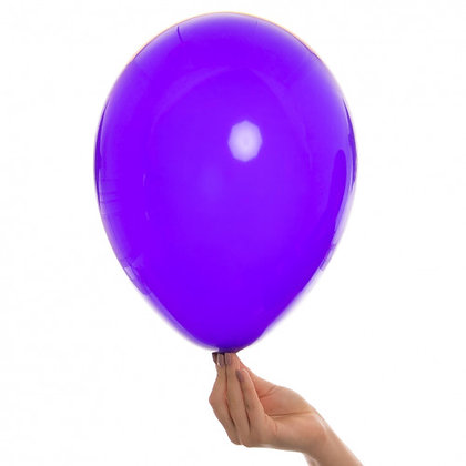 Pearl Lavender 11 inch Latex Party Balloons