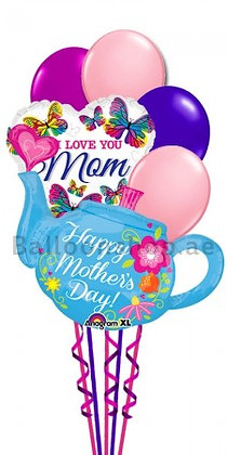 MOTHER'S DAY TEACUP BOUQUET