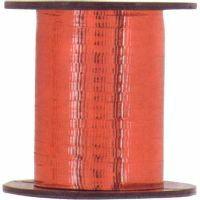 METALLIC CURLING RIBBON - RED