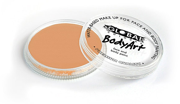 GLOBAL COLOURS CAKE - PEARL APRICOT