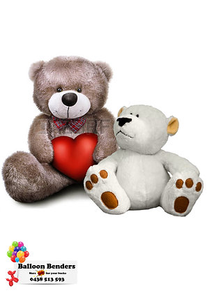 A PLUSH TOY - BEAR