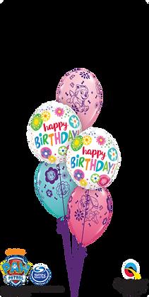 PAW PATROL HAPPY BIRTHDAY BOUQUET - LICENCED