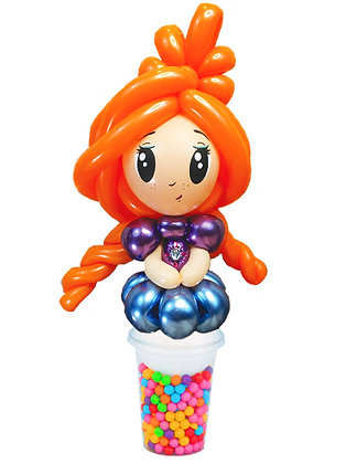 PRINCESS CANDY CUP