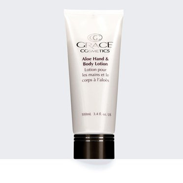 ALOE HAND AND BODY LOTION TUBE
