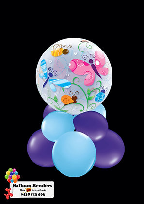 A56CM BUBBLE BALLOON BUGS AND INSECTS /1