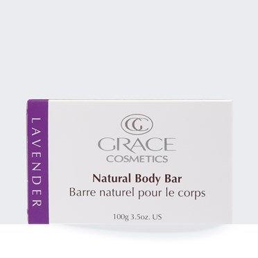 Lavender Body Bar 100g
