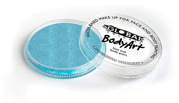 GLOBAL COLOURS CAKE - PEARL BABY BLUE
