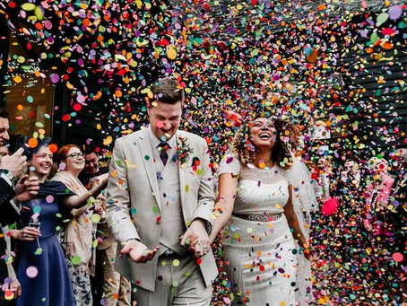 Natural & Botanical Eco-Friendly Confetti Alternatives