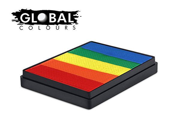 TIBET - GLOBAL COLOURS RAINBOW CAKE