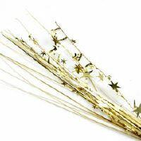 SPANGLE STAR SPRAY - GOLD