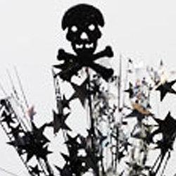 ONION GRASS FOAM PIRATE - BLACK