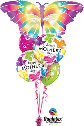 MOTHER'S DAY BUTTERFLY BOUQUET