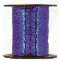 METALLIC CURLING RIBBON - BLUE