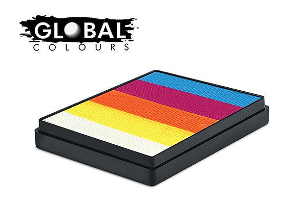 MAUI- GLOBAL COLOURS RAINBOW CAKE
