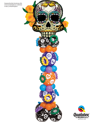 Day of the Dead Column