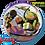 Thumbnail: 56CM NINJA TURTLES (NICKELODEON) BUBBLE BALLOON